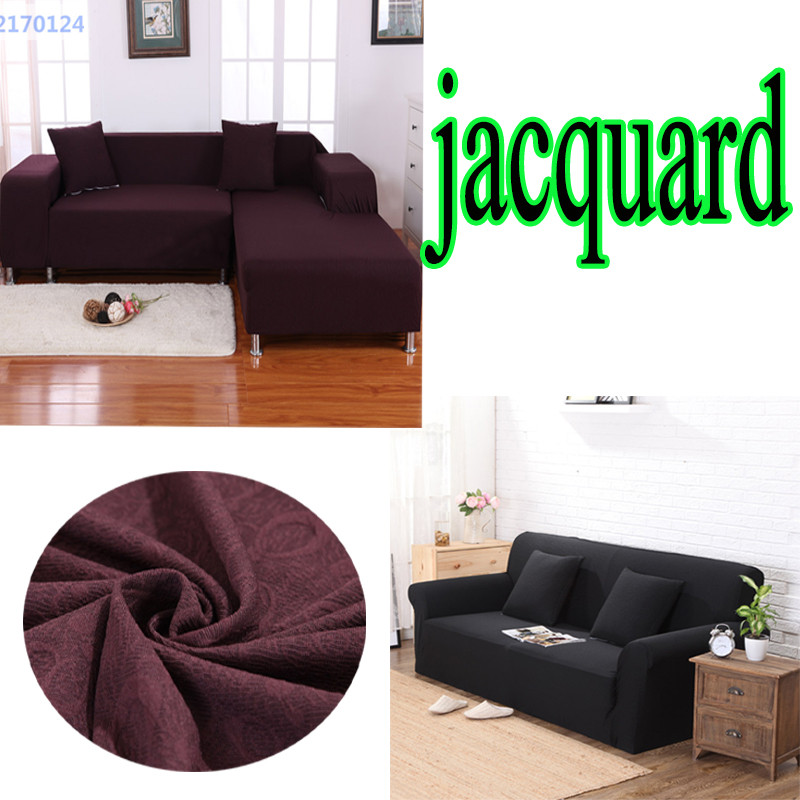 covers for furniture sofa and armchair extending universal Case on the sofa  corner L shaped colorful