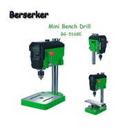 Berserker Multifunction Power drill press Mini Bench Drill 220V 680W BG 5168E Free Shipping