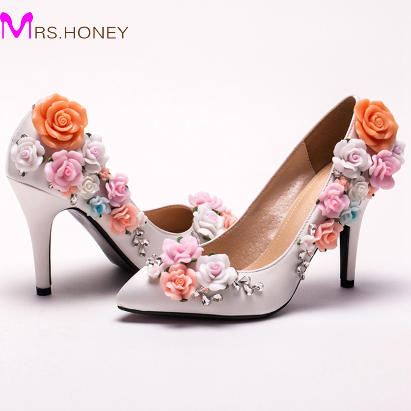 Compare Prices on Shoes Satin- Online Shopping/Buy Low Price Shoes ...