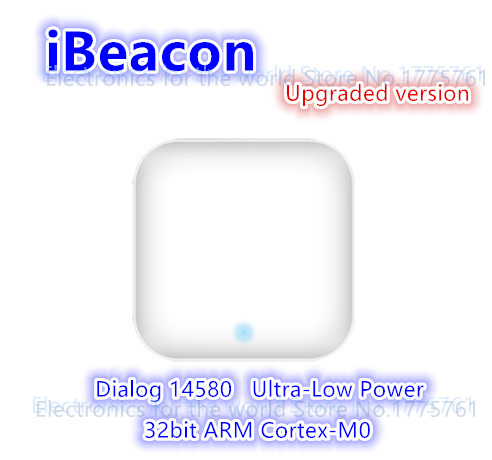 iBeacon PRO upgraded version of ultra-low power Dialog DA14580 freeshipping