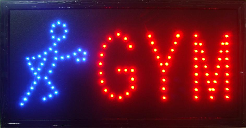 Custom led sign Graphics Semi outdoor Ultra Bright