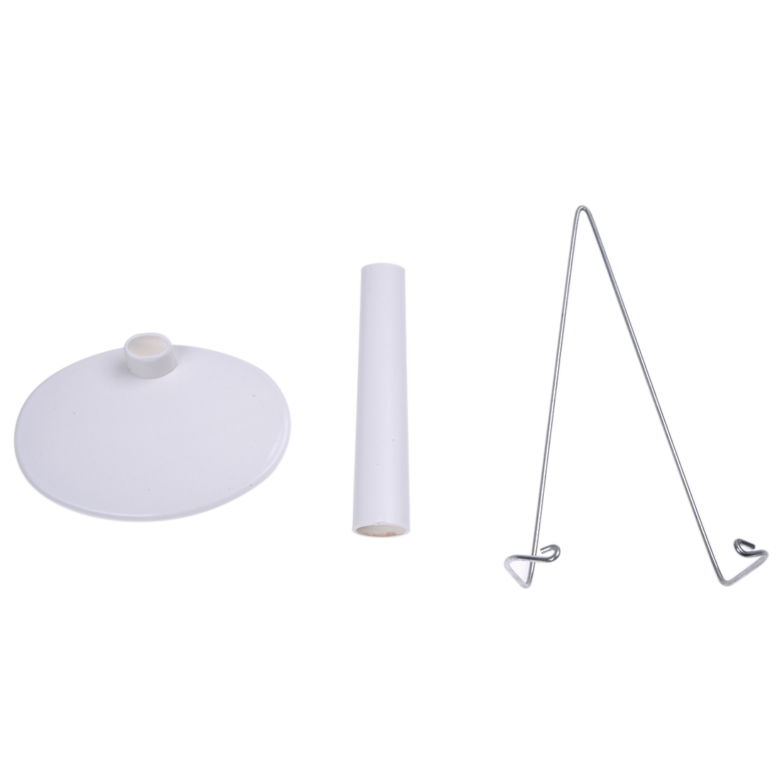 Support stand of Doll White Adjustable 5.9 to 8.3 inches.