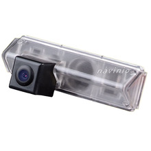 For Sony CCD Mitsubishi Grandis Car Autoradio Rear View Parking CAM Camera Back Up Reverse waterproof Kit GPS