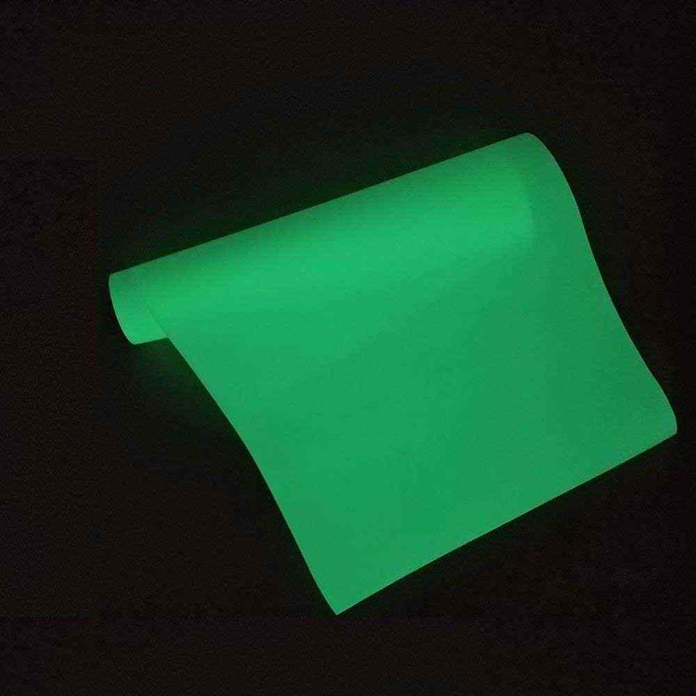 ダーク熱転写ビニール htv でロール tシャツビニールのアイロンプリント熱プレスグロー緑の家の装飾クラフトカットしやすく、雑草
