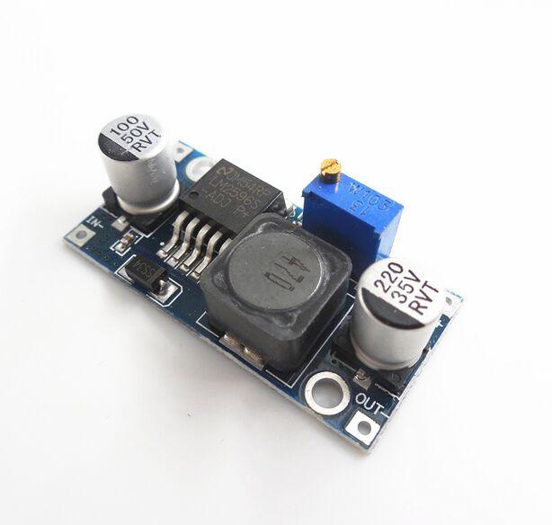 DC to DC step-down power LM2596S stabilized voltage Input:3.2V-35V Output :1.25V to 35V  2A 150HKZ,New and original