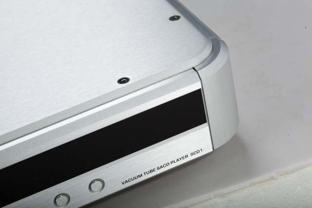 R 051 Shanling SCD1 Vacuum Tube CD SACD Player Vacuum Tube