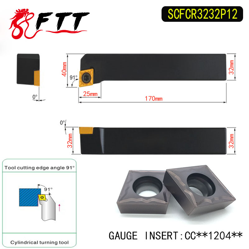 1P SRACR2020K10 CNC Outil de tournage de tour externe pour outil de fraisage RCMT1003 Insert en carbure