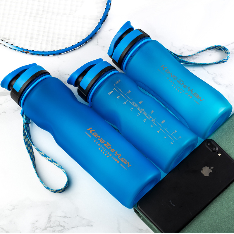 UPORS® Creative Sport Water Bottle With Rope Camping Bicycle Camp Tour Leak