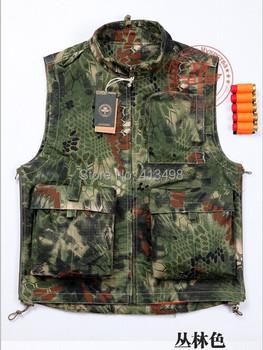 Szefowie grzechotnika męska kamizelka zewnętrzna w mandrake highlander typhon nomad kamuflaż polowanie kamera kamizelka tanie i dobre opinie Outerwear Coats Vest Active china Clear