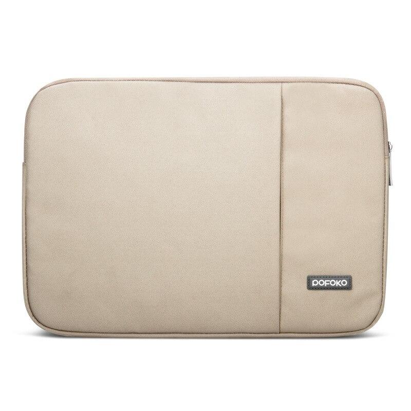 POFOKO Laptop ujjú táska Vízálló notebook táska tok Anti-sokk - Laptop kiegészítők - Fénykép 4