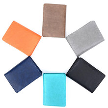 Phenas Brand high quality PU Leather card holder business card holder card multi-color kredi business card cases mini bag