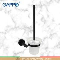GAPPO Toilet Brush Holders brush toilet bathroom toilet brush wall mounted Bath Hardware Sets