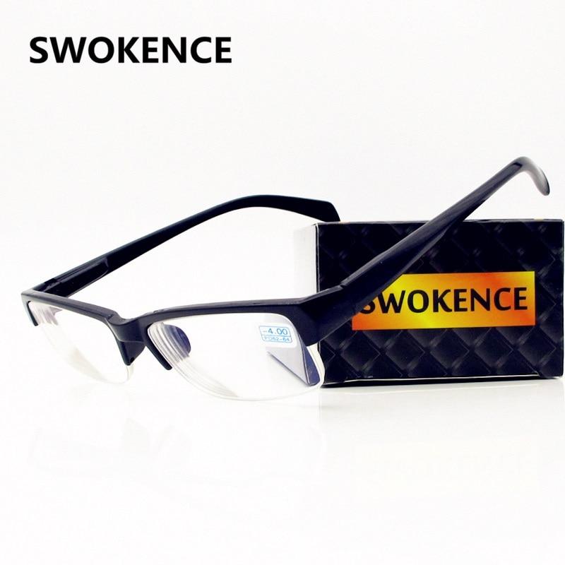 -1,0-1,5-2,0-2,5-3,0-3,5-4,0-4,5-5,0-5,5-6,0 Männer Frauen Rahmen Fertig Myopie Gläser Kurze Anblick Brillen G540 Brillenrahmen