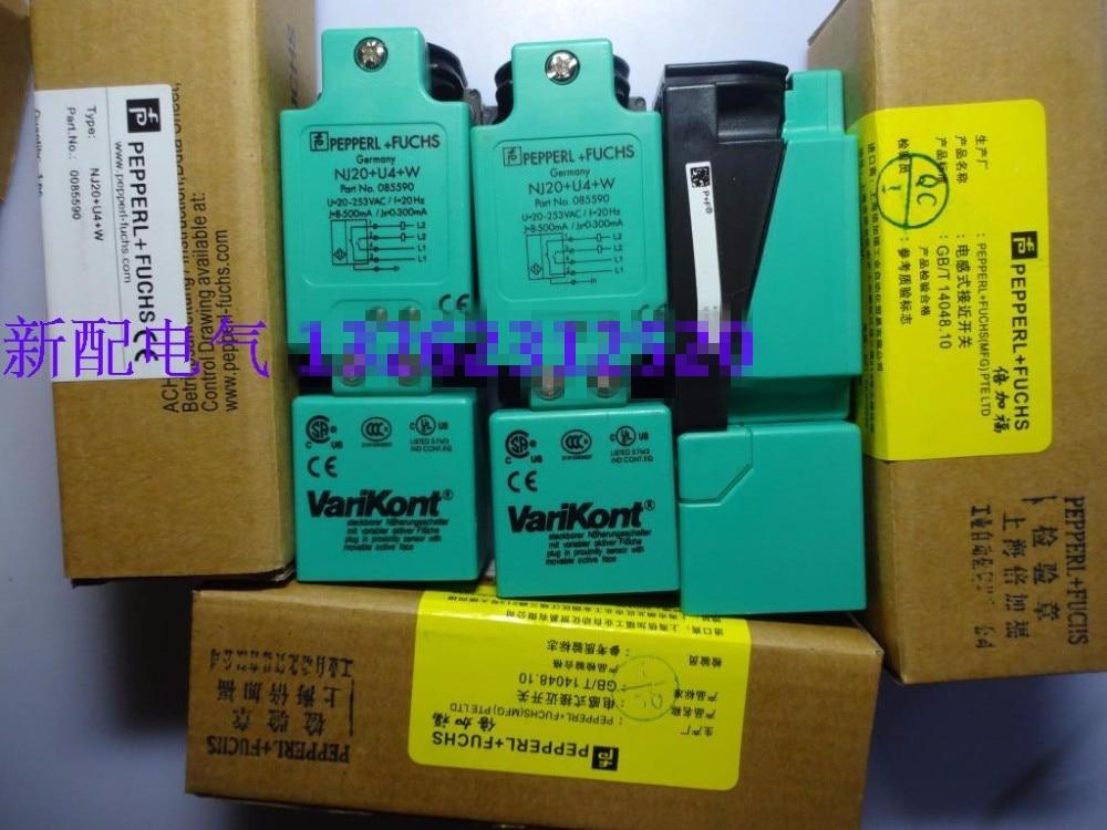 все цены на Original new 100% special selling high precision new sensor NJ20+U4+W proximity switch онлайн