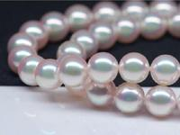 round10 11mm south sea white pearl necklace 14k/20