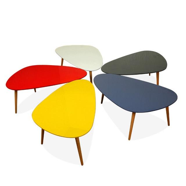 Moderne möbel aus holz  Aliexpress.com : Comtempery Möbel Moderne Holz Tisch Wohnzimmer ...