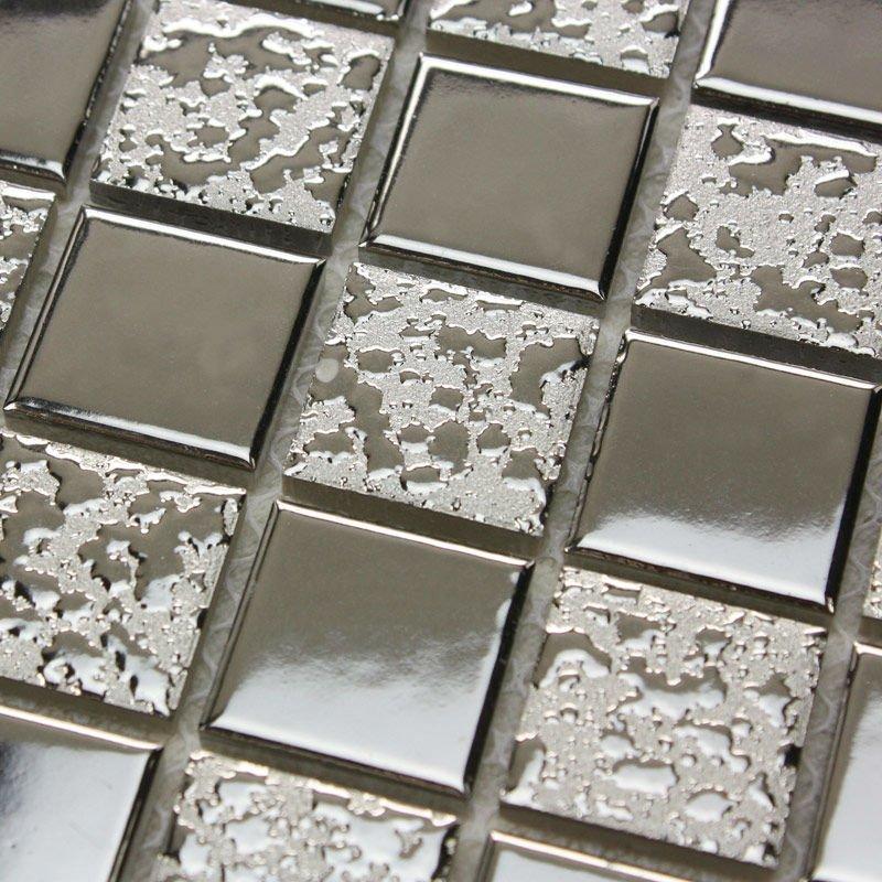 Ceramic Tile Sheets Square