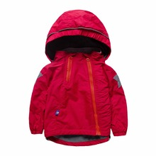 M93 Spring Autumn Winter Child Thick polar fleece Lining Jacket Hoodies Boy&Girl Keep Warm Coat kids Tops Outwear Windbreaker