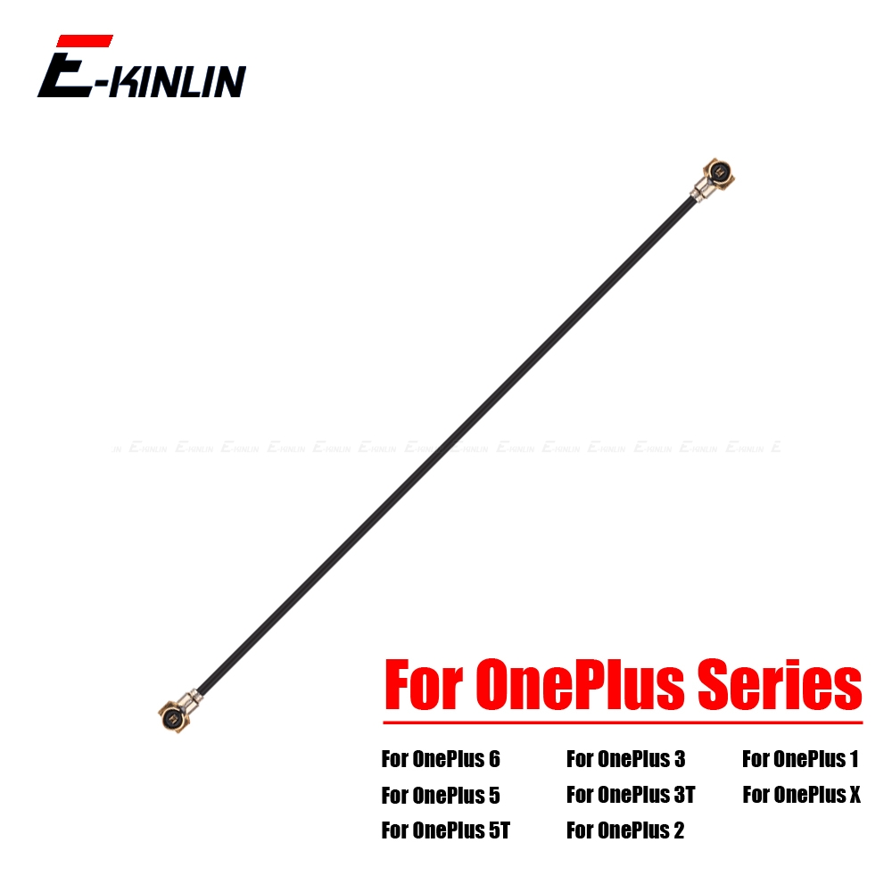 100% New For Oneplus WIFI Antenna Signal Flex Cable Repair Replacement Spare Parts For Oneplus 2 3 3T X 5 5T 6