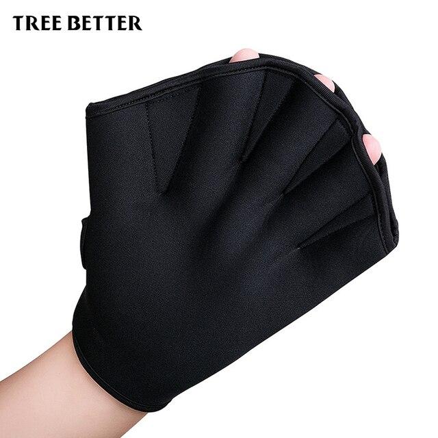 2MM Neoprene Scuba Dive Gloves Adult Swimming Gloves Snorkeling Equipment Anti Scratch Keep Warm Wetsuit Winter Swim Duck's paw