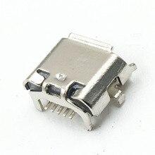 100PCS Micro USB di Ricarica Porta di SINCRONIZZAZIONE per Sony Playstation 4 PS4 Presa di Connettore Spina Dock
