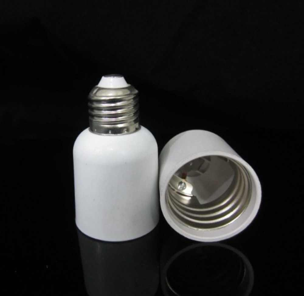 Brand New E27 To E40 Light Screw Bulb Lamp Socket Base Extender Converter Adapter Holder Best Promotion!!