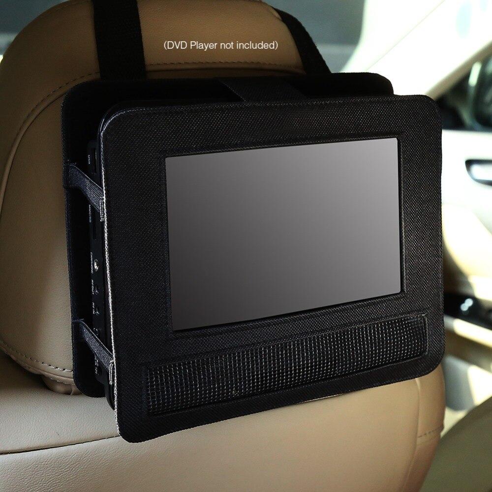 Դդում 10 դյույմ Portablecase կրող մեքենայի - Ավտոմեքենայի ներքին պարագաներ - Լուսանկար 5