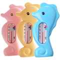 Hot Water Thermometers Digital Probe Fishing For Baby Bath Kids Toys Silicone Rubber Babies Bath Thermometers Household