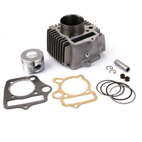 52.4mm Cylinder Kit Piston Rings Set 110cc Engine Parts ATV Go Kart Motorcycle Accessories