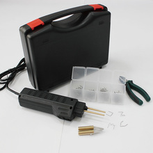 220V Hot Spot Welder for auto car plastic bumper welding with 200 staples(WS-004)