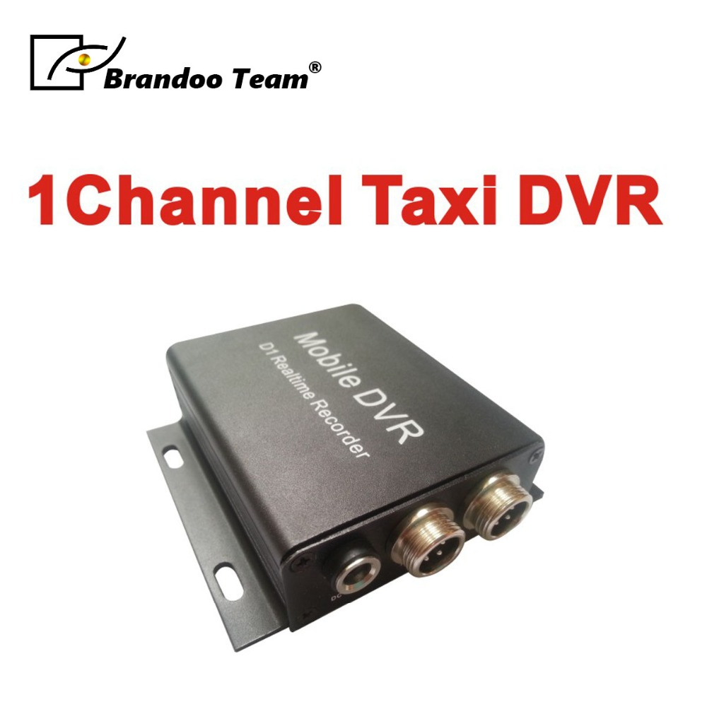Taxi 1-Cameras Recording 1-Channel 55sud/Pcs 128GB-MEMORY
