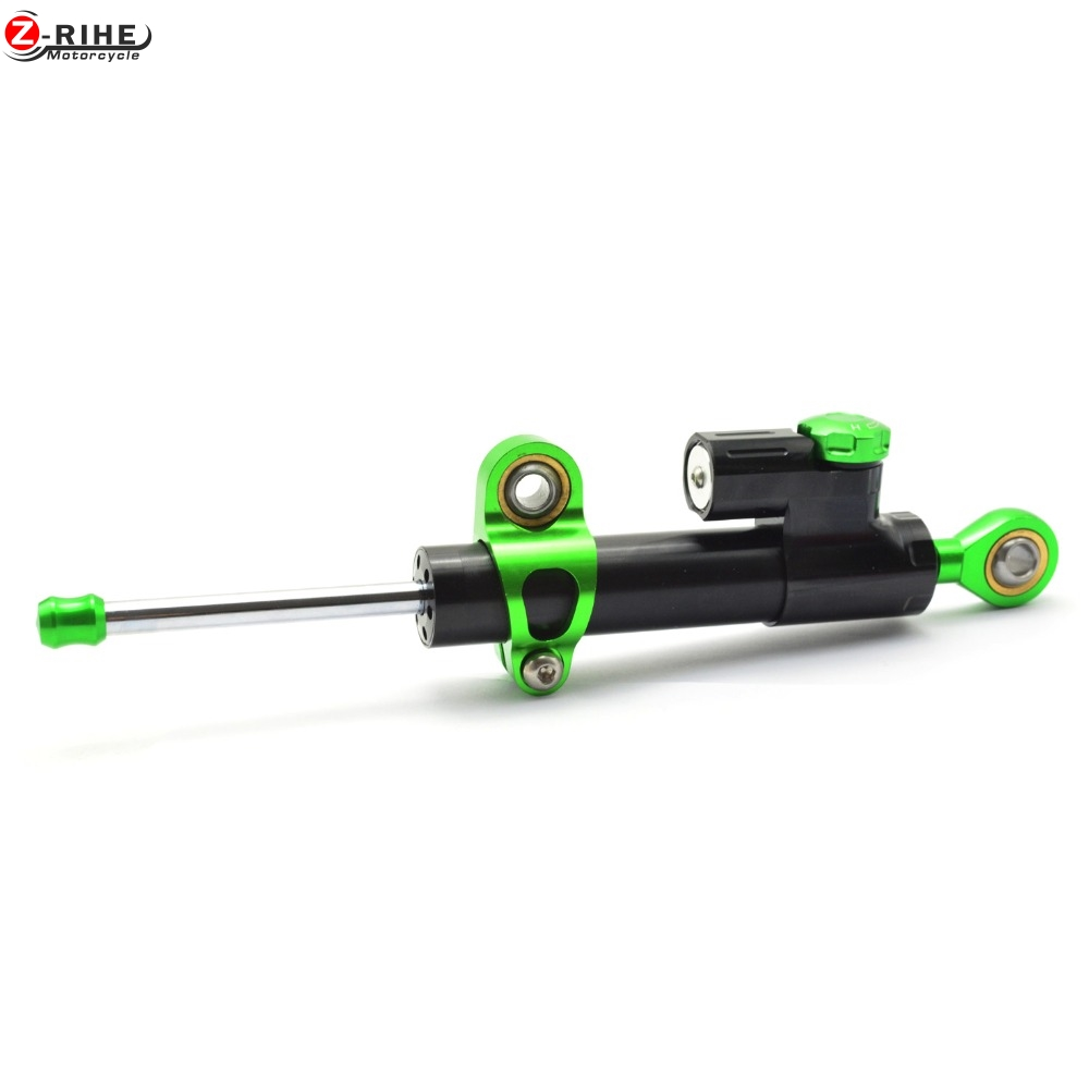 motorcycle Damper Steering Stabilizer Linear Reversed Safety Control Over for Kawasaki Versys 650 14-16 2014 2015 2016 fxcnc cnc adjustable steering damper motorcycle stabilizer linear reversed safety control fit for kawasaki versys 1000 12 16