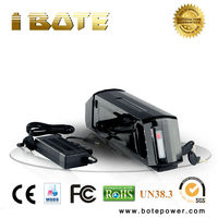 lithium ion battery 36V 12Ah li ion 18650 battery for electric bike