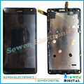 Para nokia microsoft lumia 535 2c 2 s ct2s1973 ct2c1607 display lcd com touch screen digitador com frame assembléia completa conjuntos