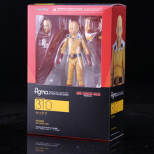 Anime Saitama One Punch Man Figma 310 PVC Action Figure Collectible Model Toys