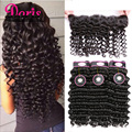 Brazilian Curly Hair with Closure 13x4 Lace Frontal Closure With 3 Bundles 8A Brazilian vip beauty Ear to Ear Curly Closure