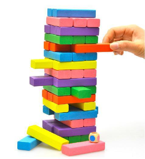 Colorful Blocks Set
