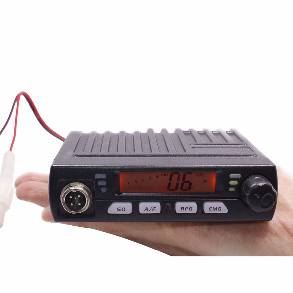 New Mobile Radio AR-925 CB 25.615-30.105MHz AM/FM 13.2V 8 Watts