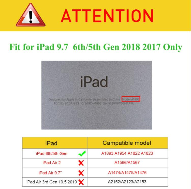 Leather Discount iPad 2018 1