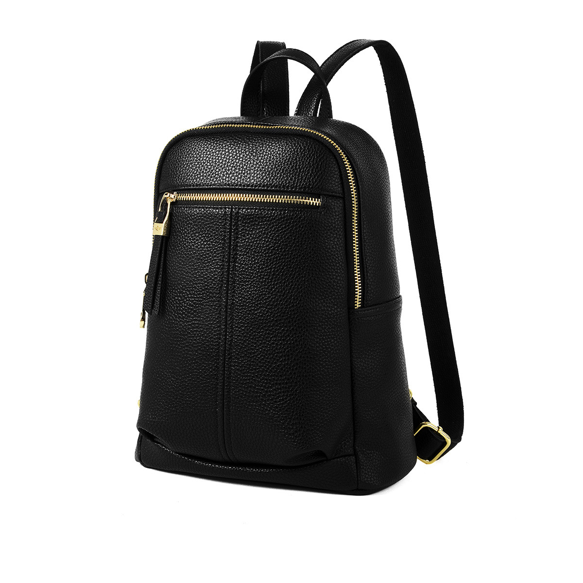 Leather backpack 2018 new lightweight, simple, practical, mens and womens general-purpose backpack for both men and women.Leather backpack 2018 new lightweight, simple, practical, mens and womens general-purpose backpack for both men and women.