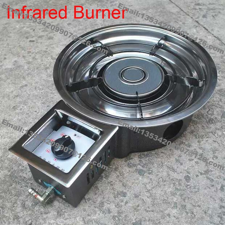 Free Shipping Tabletop Korean Gas Burner Cooker Stove In Electric Deep  Fryers From Home Appliances On Aliexpress.com | Alibaba Group