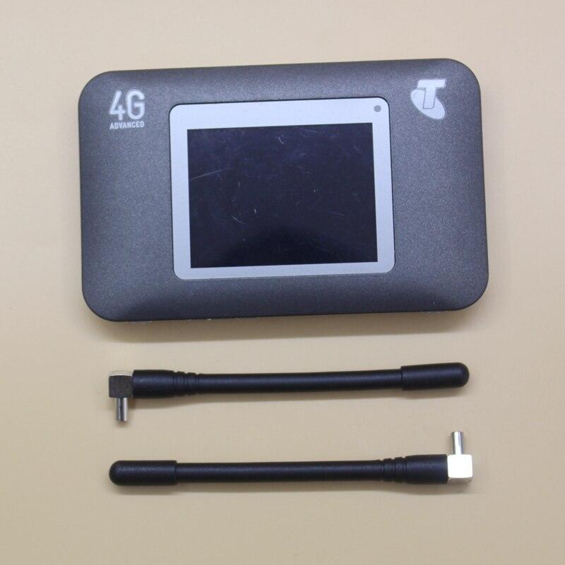 Netgear Aircard débloqué 782S (AC782S) avec antenne 4G LTE routeur CAT4 poche Wifi routeur 4G Mifi routeur 4g fente pour carte Sim