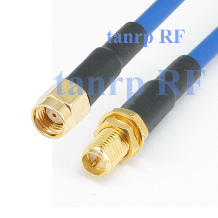 10pcs 20inch RG316 SMA Male to SMA Male plug RF Pigtail Coax Jumper Cable 50CM