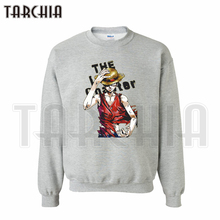 TARCHIA Free Shipping European Style fashion casual Parental Monkey D Luffy One Piece men sweatshirt personalized