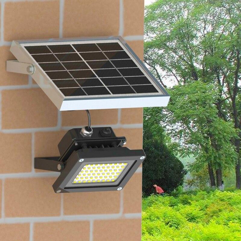 solar luz de rua alta potência microondas