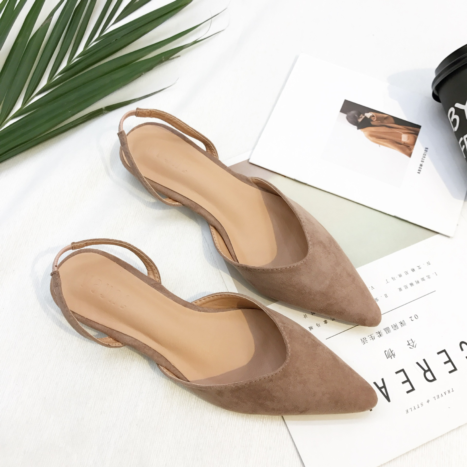 0808 suede hollow comfortable ladies flat shoes single shoes0808 suede hollow comfortable ladies flat shoes single shoes