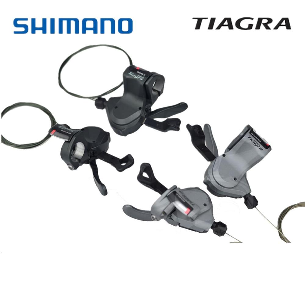 Shimano Tiagra SL 4700 SL 4600 SL R460 Flatbar Shift Levers 2x10 speed Shifters 4600 4700