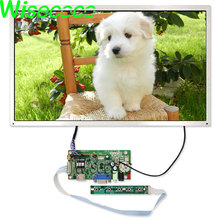 15.6 inch 1366x768 display panel G156XW01 V1 LCD module with HDMI VGA LVDS controller board цена