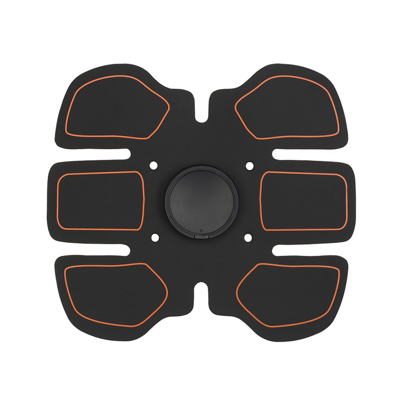 Smart Abdominal Muscle Training Sticker Body Sculpting Massager Stimulator Pad Fitness Gym Abs Sports Stickers