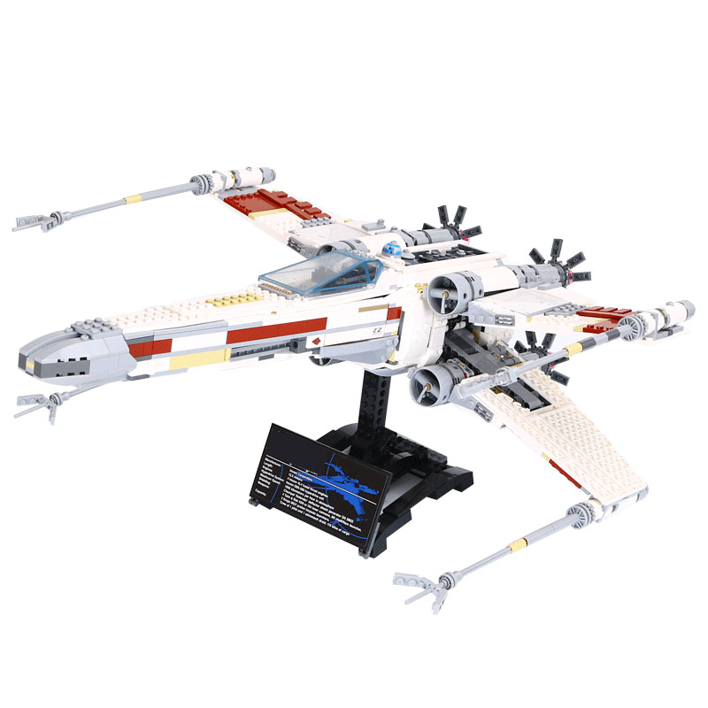 DHL 05039 Star toys Wars Red Five X fighter wing Education Building Blocks Bricks Kids Toys